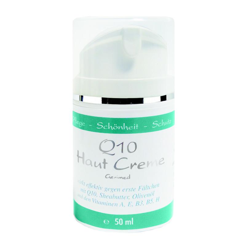 德粒美Q10潤膚霜-50mL 的圖片